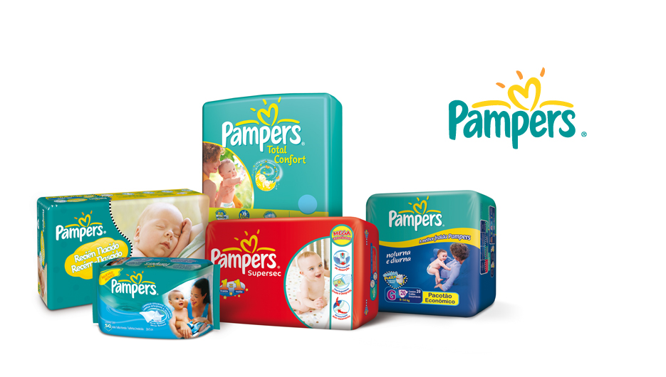 Descubra a P&g Pampers